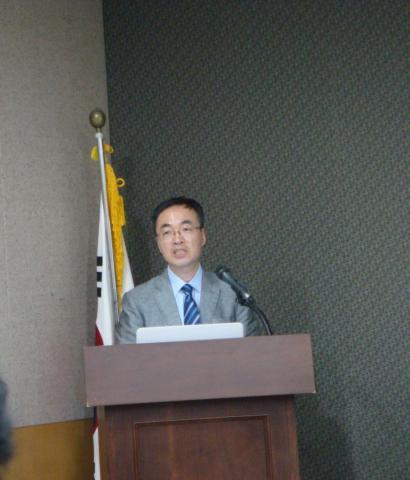 이철희 농촌진흥청 중국사무소장이 '중국 농업바이오 동향과 R&D 추진정책'에 대해 발표했다.
