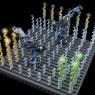 DNA로 초소형 로봇 개발 성공