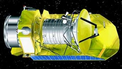 허셜 우주망원경의 구조 ⓒ wikipedia