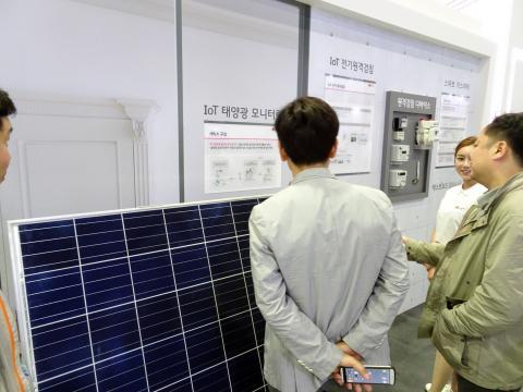 사물인터넷은 태양광 모니터링, 전기원격검침, 스마트 가스 미터 등에도 적용된다. ⓒ 김은영/ ScienceTimes