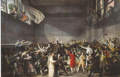 -1790년~1791년, 캔버스에 유채, 65*88.