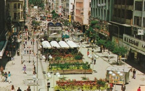 빈민가에서 생태도시로 거듭나고 있는 쿠리치바시의 전경 ⓒ Urban-Acupuncture-Network
