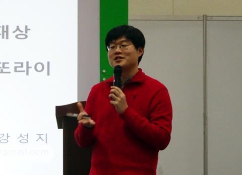 의사면서 스타트업 창업가의 길로 들어선 (주)웰트 강성지 대표. ⓒ 김은영/ ScienceTimes