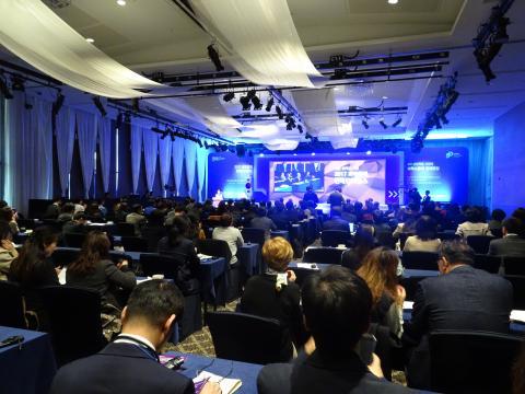 과학기술정보통신부가 주최하고 한국과학창의재단이 주관하는 국제적인 과학컨퍼런스인 '과학창의 연례컨퍼런스'가 7일(화) 서울 강남구 양재동 더케이 호텔에서 개최되었다.  ⓒ 김은영/ ScienceTimes