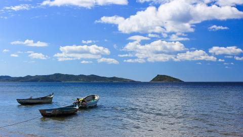 미국 원주민은 배를 타고 해안을 따라 이동했다. ⓒ Pixabay