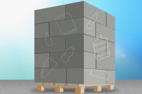 콘크리트에 플라스틱이 들어가는 날이 올 것 같다.  ⓒ MIT