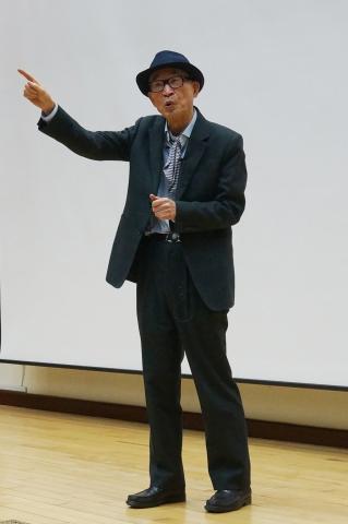 고은 시인 ⓒ 심재율 / ScienceTimes