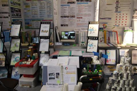 과학중점학교 운영성과 포스터 전시 ⓒ 최혜원 / ScienceTimes
