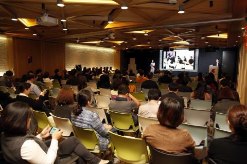 31일 서울 강남구 구글캠퍼스에서 디지털 리터러시 교육 사례 발표회가 열렸다. ⓒ 디지털리터러시교육협회