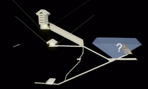 피라미드를 훼손하지 않고도 내부 공간을 발견할 수 있는 기술이 개발됐다 ⓒ scanpyramids.org