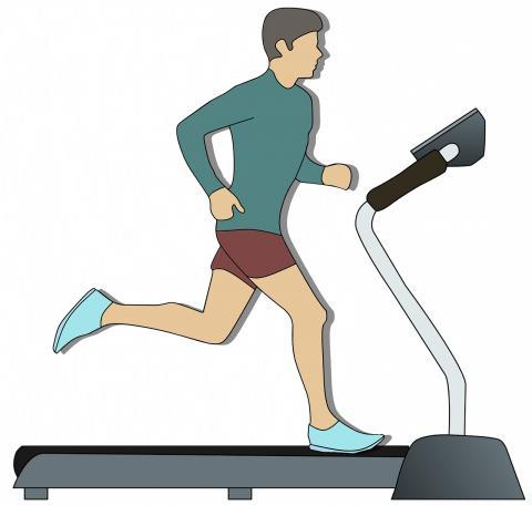신체 활동 및 운동이 체중 감량과는 별 상관이 없다는 연구결과들이 최근 꾸준히 발표되고 있어 주목을 끈다. ⓒ Pixabay Public Domain