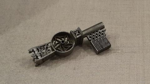 열쇠. 뉴욕 메트로 박물관. ⓒ 박지욱