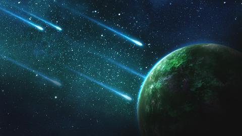 생명의 기원은 우주에서 나타났을까. ⓒ Pixabay