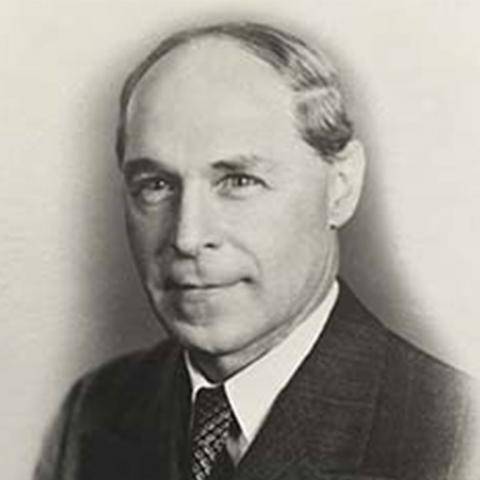 돌연변이 재현 방법을 발견해 1946년 노벨 생리의학상을 받은 허먼 멀러. ⓒ Indiana University