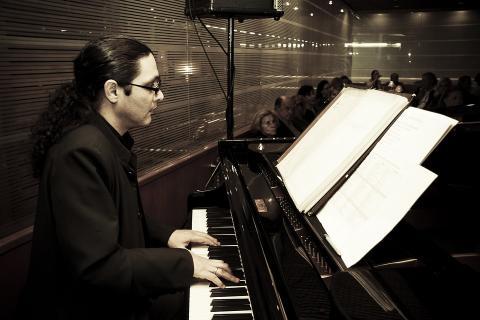 재즈 피아니스트 ⓒ Pixabay