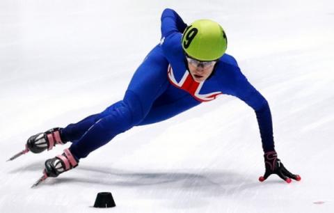 선수들의 경기복과 장비 속에는 속도를 올리고 안전을 지키려는 과학이 숨어있다 ⓒ 평창올림픽조직위