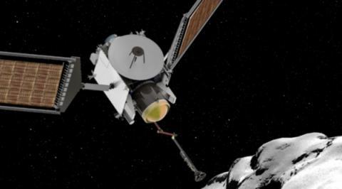 CAESAR 프로젝트는 혜성 핵에서 샘플을 채취한 뒤 지구로 가져오는 것이 핵심이다 ⓒ NASA