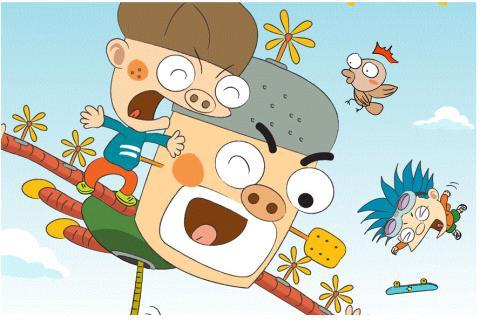 만화 로봇 찌빠는 애니원TV를 통해 애니메이션으로 세상에 다시 나왔다. ⓒ 애니원TV