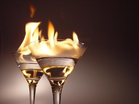 술을 통해 알코올을 다량 섭취할 경우 뇌 전전두엽의 기능을 자극해 폭력을 유발할 수 있다는 연구결과가 처음 발표됐다.  ⓒ ScienceTimes