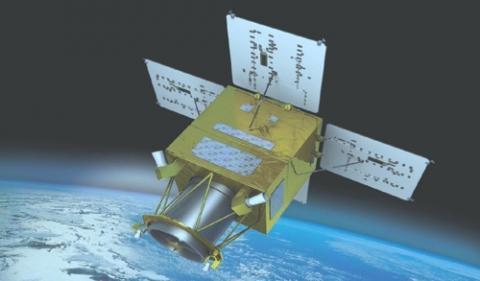 차세대중형위성 1호 및 2호 궤도운영 예상도  ⓒ 과학기술정보통신부