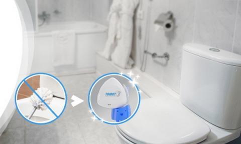 사람 손에 의해 이뤄지던 변기 청소가 로봇으로 대체될 가능성이 높아지고 있다 ⓒ Chipchick