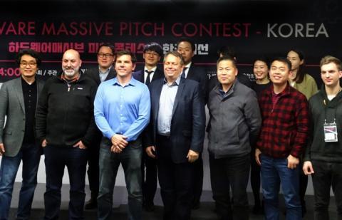 한국의 대표적인 메이커를 뽑는 하드웨어 매시브 콘테스트가 6일 서울창조경제혁신센터에서 열렸다. ⓒ 김은영/ ScienceTimes