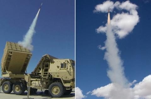 미사일 발사장에서 열린 테스트에서 발사에 성공한 MHTK ⓒ Lockheed-Martin