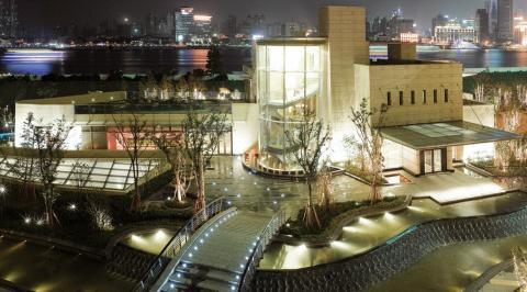 상하이에 위치한 톰슨 리비에라 고급 맨션은 첨단 사물인터넷 스마트 단지로 손꼽힌다. ⓒ 톰슨 리비에라
