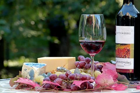 와인도 알코올이다. ⓒ Pixabay