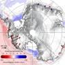 남극 전체 해저에서 빙상 퇴각중