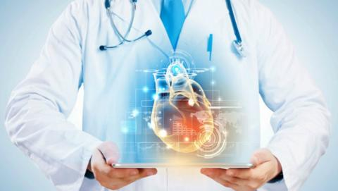 인공지능을 적용한 헬스케어 기술, 서비스가 의료계에 속속 입되면서 병원 등 의료기관의 모습이 급속히 변모하고 있다.  ⓒhiteks.com