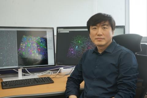 김진섭 한국뇌연구원 책임연구원 ⓒ 과학기술정보통신부