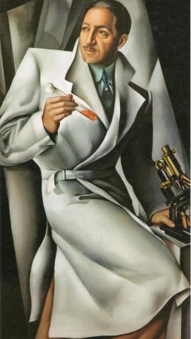 -1929년, 캔버스에 유채, 135*75