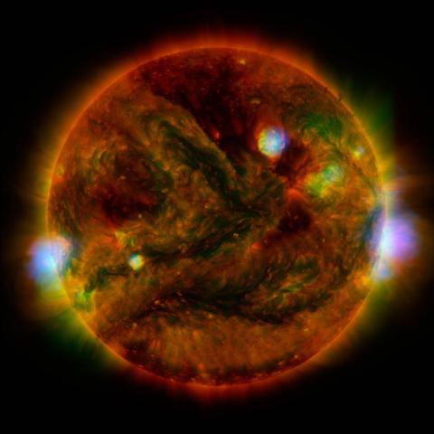 약 50억 년 후 태양 역시 다른 별처럼 행성 같은 가스 성운으로 변신해 수백만 년 간 안도로메다 성운에서 볼 수 있을 정도로 강력한 빛을 발산할 것이라는 연구 결과가 과학자들을 통해 발표됐다.