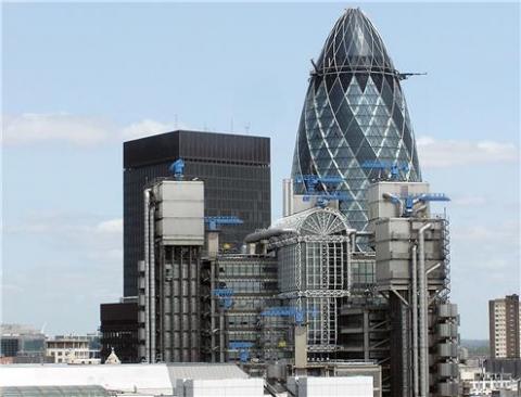 1688년에 설립된 영국 보험회사 'Lloyd's of London'