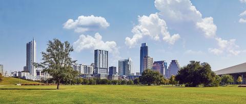 도시민의 정신건강을 저렴하게 증진시키는 녹색공간 ⓒ Pixabay