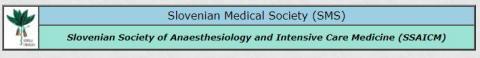 슬로베니아 마취-중환자의학회의 로고는 스코폴리아 카르니올리카다. 카르니올라는 지금의 슬로베니아 땅이고 스코폴라민은 한 때 마취의사들에게 아주 중요한 약이었다. 사진은 학회 홈페이지. ⓒ http://www.szaim.org
