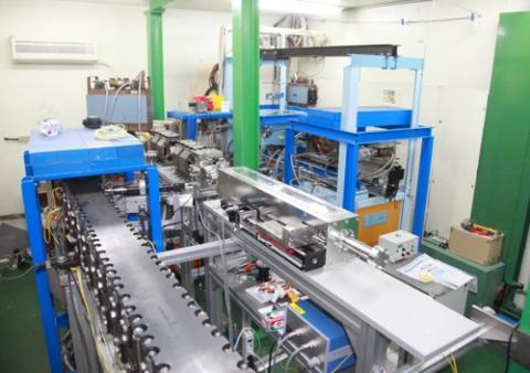 전자가속기 기반 테라헤르츠 자유전자레이저  ⓒ 한국원자력연구원
