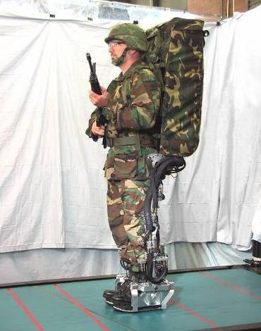 미국에서 개발한 군용 강화복2007년 ⓒ ScienceTimes