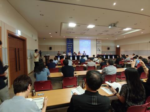 과학기술정보통신부가 주최하고 한국과학창의재단이 주관한 '시민참여형 과학기술 문화확산 포럼'이 지난 10일(금) 일산 킨텍스 제1 전시장에서 열렸다.