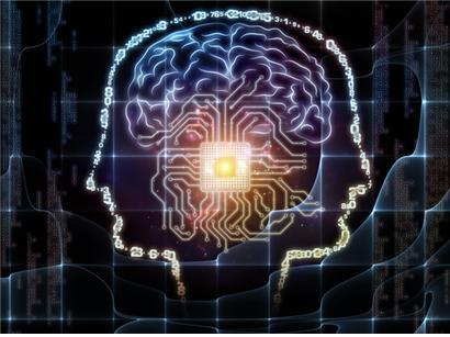 시스템 스스로 지능을 가지는 AI. ⓒ Devian Art