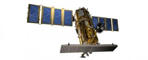 아리랑위성 5호 모습. ⓒ 과학기술정보통신부·한국항공우주연구원 제공