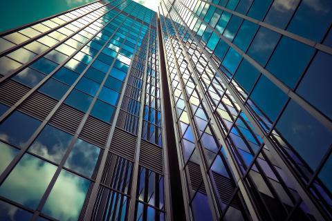 건물 외벽과 창문 등을 친환경 발전소로 대체하는 스마트 시티.  ⓒ ScienceTimes