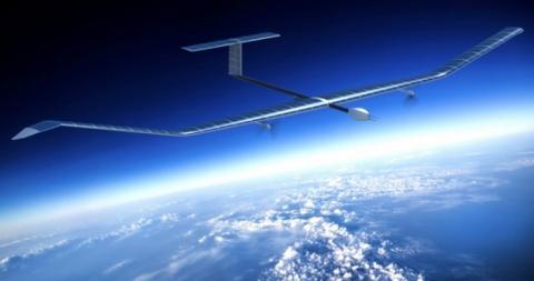 인공위성의 기능을 일부 대체할 것으로 기대를 모으는 에어버스의 제퍼-S ⓒ Airbus