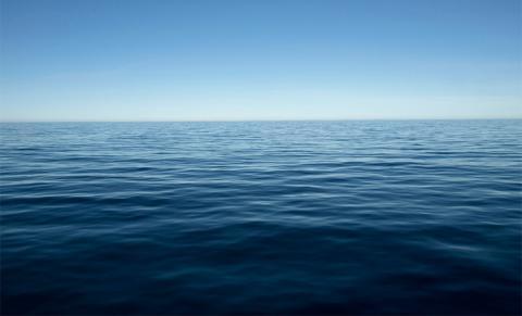지구온난화가 1만9000~9000년 전 빙하가 녹아내리던 퇴빙기에 시작됐으며, 18세기 산업혁명 이후 온난화를 가속화시켰다는 연구 결과가 발표됐다. 사진은 가장 큰 바다인 태평양. ⓒNOAA