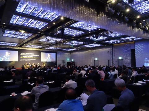이 날 컨퍼런스에서는 과학기술, 정보통신 등 4차 산업혁명의 핵심기술들을 각 국에서 어떻게 활용하고 있는지 공유하고 기술 트렌드를 살펴보는 시간을 가졌다. ⓒ 김은영/ ScienceTimes