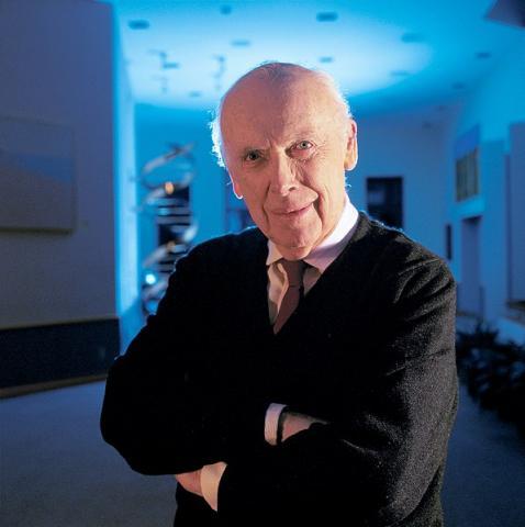 DNA이중나선구조발견으로 1962년도 노벨생리의학상을 수상한 제임스 왓슨 ⓒ Free photo