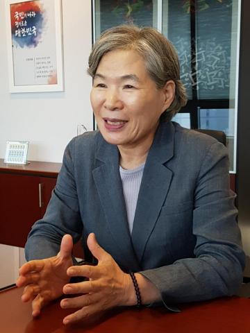 김선아 국립광주과학관 단장. ⓒ김지혜/ ScienceTimes
