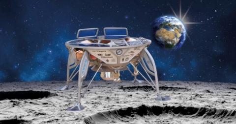 달 착륙 50주년을 기념하여 이스라엘이 달 착륙 프로젝트를 준비하고 있다 ⓒ israel21c.org