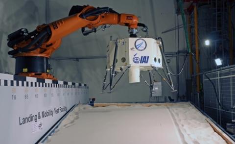 이전 국가들의 경우와는 달리 이스라엘은 비즈니스 차원에서 접근하고 있다 ⓒ spacenews.com
